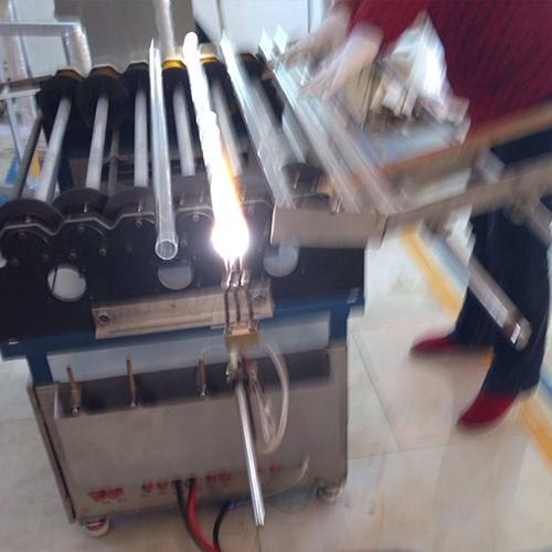 石英管烧口生产设备