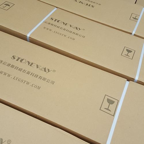 石英装箱包装